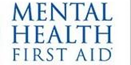 Adult Mental Health First Aid Course tickets