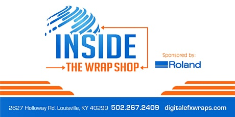 Inside the Wrap Shop tickets