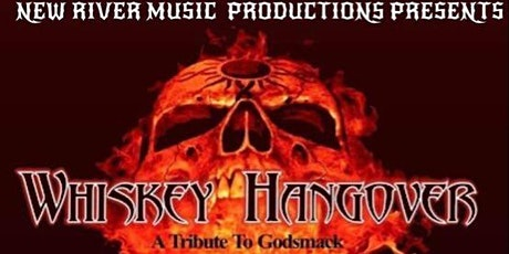 Whiskey Hangover A Godsmack Tribute with special guest Dead Machine Theory tickets