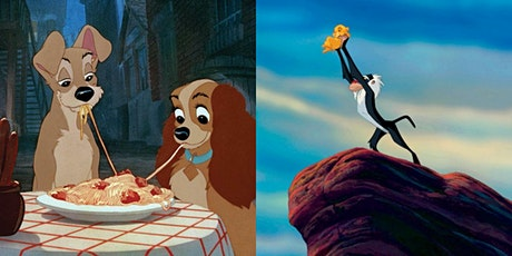 LADY & THE TRAMP and THE LION KING Two Feature Parking Lot Cinema tickets