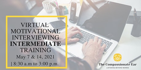 Online 2-day Intermediate Motivational Interviewing Training tickets