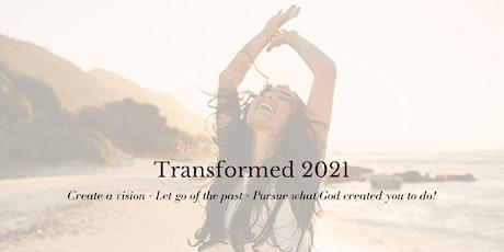 Transformed 2021 tickets