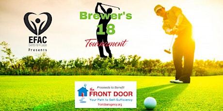 Brewer's 18 Golf Tournament tickets