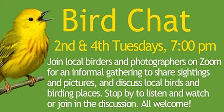 Bird Chat tickets