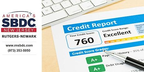 Credit Management: Techniques to Establish Business Credit Webinar tickets