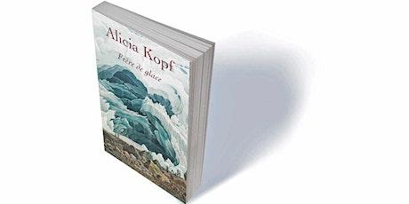 Frère de glace, cercle de lecture autour du roman d'Alicia Kopf billets