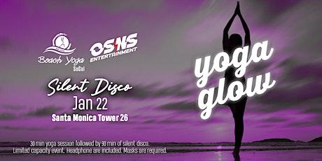 YOGA GLOW Silent Disco tickets