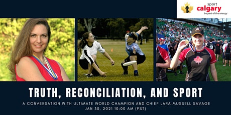 Truth, Reconciliation, and Sport tickets