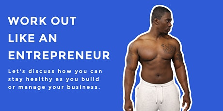 Entrepreneurs: Let's discuss your health tickets