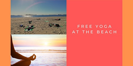 Free Yoga at Long Beach - Saturday, 10am tickets