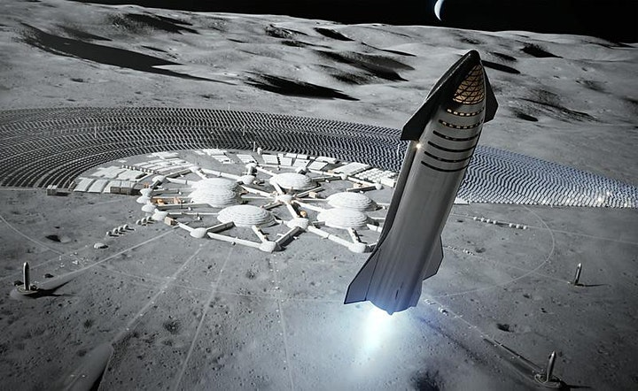 Learn about SpaceX's vision & some of the engineering leading the way image