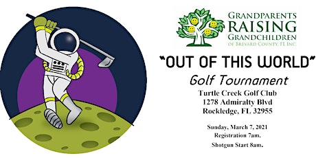 Out of This World Golf Tournament tickets