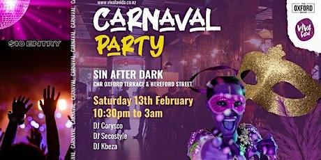 Sin After Dark Carnaval Party tickets