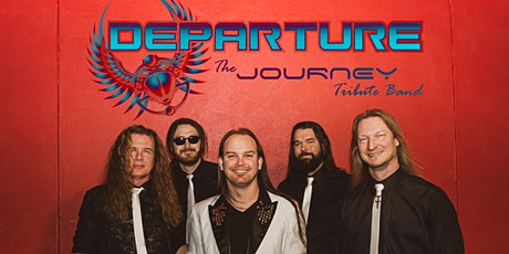Departure (The Journey Tribute) w/ special guest Jackwagon (Classic Rock) tickets