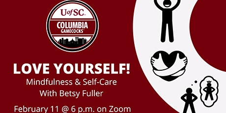 Love Yourself: Mindfulness & Self-Care with Betsy Fuller tickets