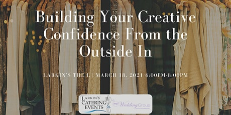 Building Your Creative Confidence From the Outside In tickets