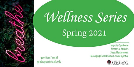 GSIE Wellness Series: Graduate Student Resources tickets