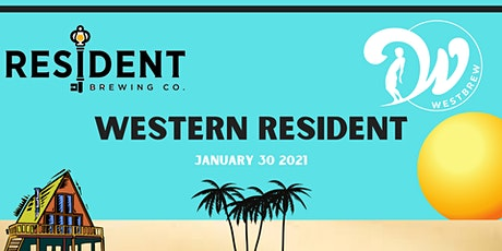 WestBrew/Resident Brewing Can Release tickets
