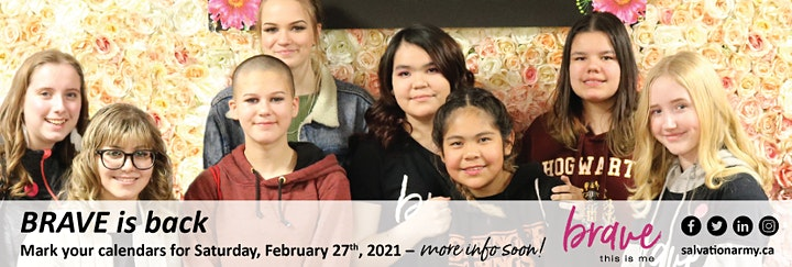 BRAVE 2021 - A Catalytic Movement for Girls image