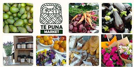 Te Puna Market Summer 2021 tickets