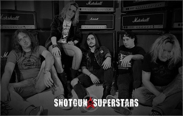 Asphalt Valentine w/ special guest Shotgun Superstars &  Say Never image