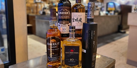 'Round The World in 5 Drams tickets