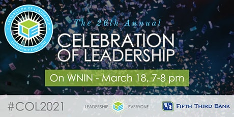 26th Annual Celebration of Leadership on WNIN tickets