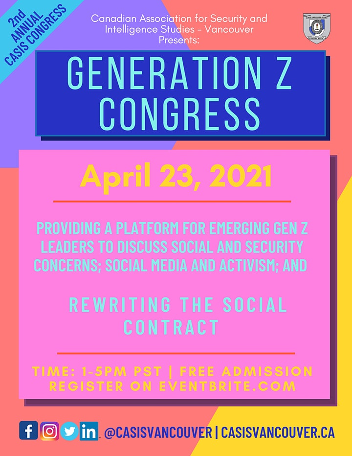 Generation Z Congress image