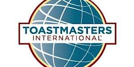 Toastmasters - Port Townsend - Jefferson County Club meeting biglietti