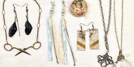 Junk to Jewelry Workshop tickets