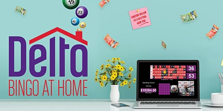 Delta Bingo at Home - February 3 tickets