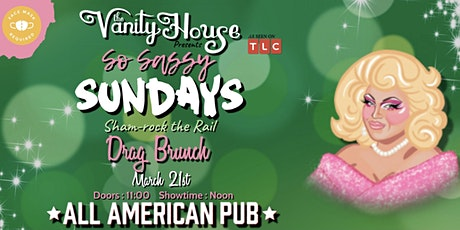 Drag Brunch Sham-Rock the Rails tickets