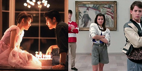 16 CANDLES & FERRIS BUELLER'S DAY OFF Two Feature tickets