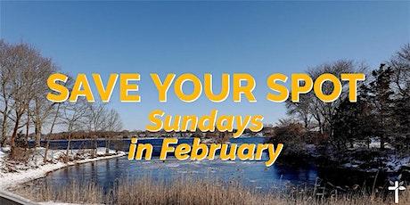 BBC Sunday Service on February 7, 2021 tickets