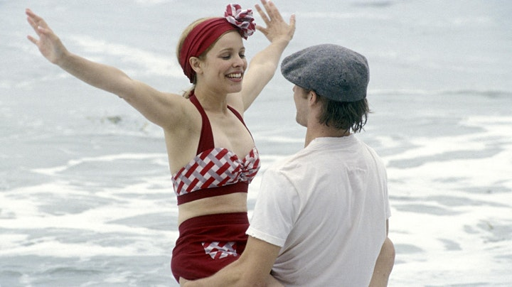 Starlite Drive In Movies - THE NOTEBOOK image