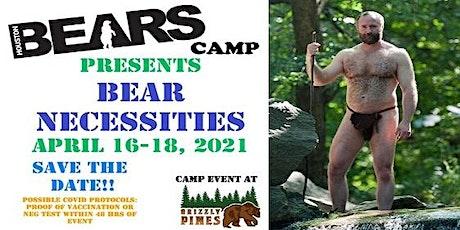 Bear Camp - Bear Necessities tickets