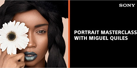 PORTRAIT MASTERS CLASS with MIQUEL QUILES tickets