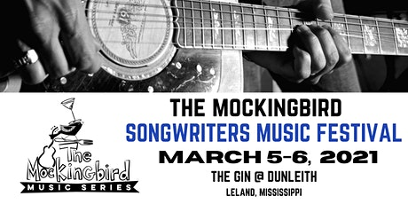 The Mockingbird Songwriters Music  Festival tickets