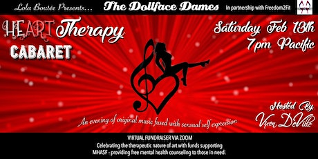 The Dollface Dames Virtual show! tickets