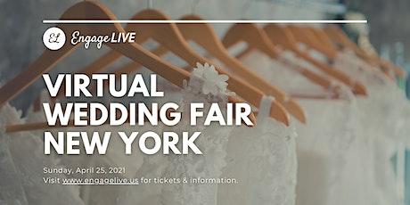 Virtual Wedding Fair - Greater New York Area tickets