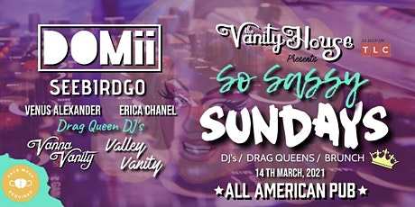 Drag Brunch Electric Vanity Day Party tickets