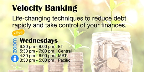 Velocity Banking Overview tickets