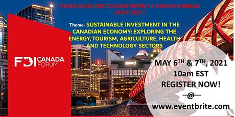 SUSTAINABLE INVESTMENT IN THE CANADIAN ECONOMY tickets