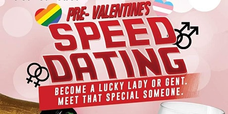 Pre-Valentines Virtual Speed Dating tickets