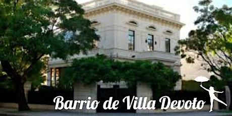 Villa Devoto - Paseo Guiado entradas