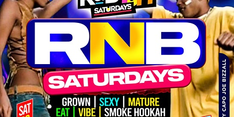 RNB SATURDAYS THE LADIES FAVORITE NIGHT tickets