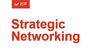 Strategic Networking Workshop tickets
