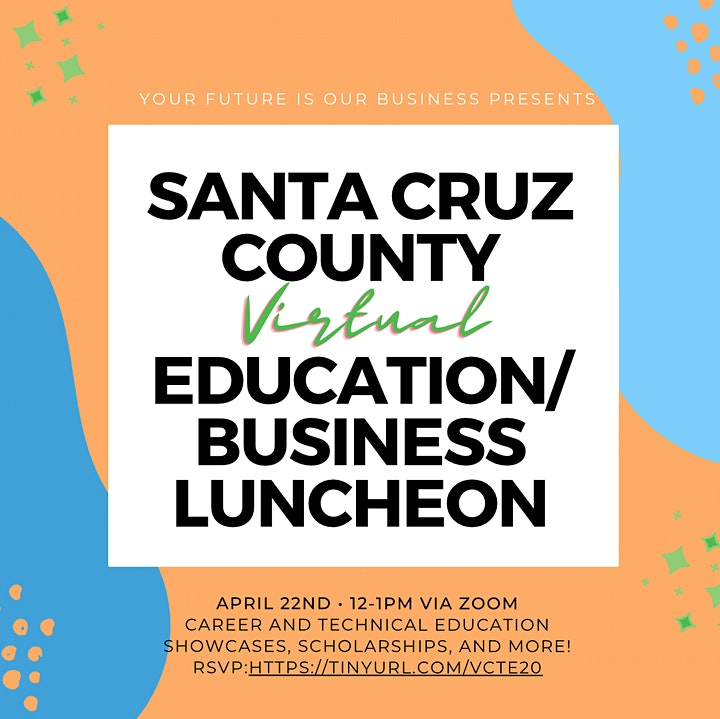 20th Annual Virtual Education & Business Luncheon image