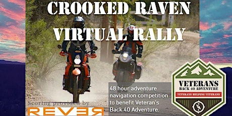 Crooked Raven Virtual Rally tickets