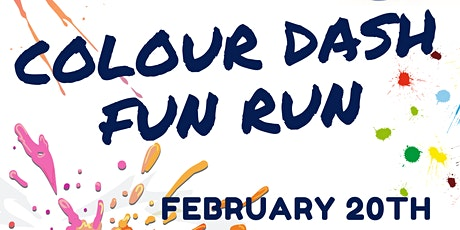 Colour Dash Fun Run tickets
